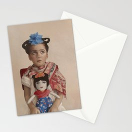 The Fridas Stationery Cards