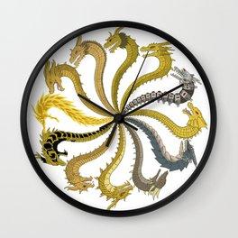 King's Circle Wall Clock