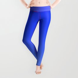 Blue City of Chefchaouen in Morocco Leggings