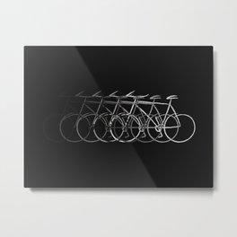 Just bike Metal Print