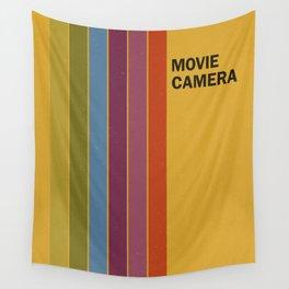 Retro Movie Wall Tapestry