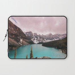 Moraine Lake Banff National Park Laptop Sleeve
