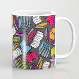 So Many Colorful Books... Coffee Mug