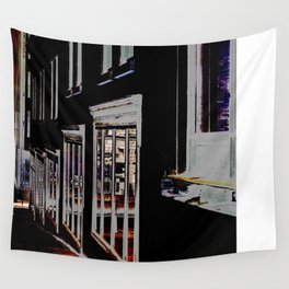 DOWNTOWN HALIFAX Wall Tapestry