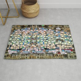 In the Wonderful Chaos Rug