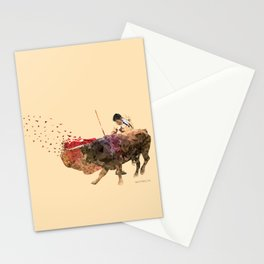 The Evading Cape Stationery Cards