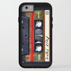 Retro cassette mix tape iPhone 7 Adventure Case