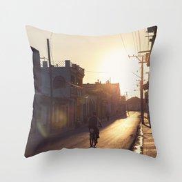 Trinidad Throw Pillow