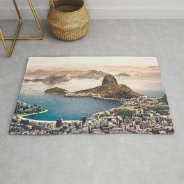 Rio de Janeiro Brazil Rug