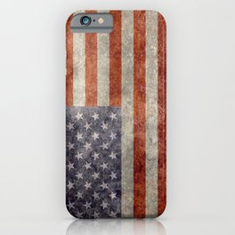 USA Flag Banner - Imagine this iPhone Case