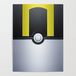 Pokéball - Ultra Ball Poster