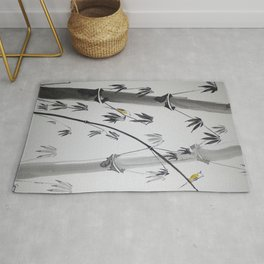 Chinese painting 4 Rug