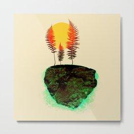 Nature Anthem Metal Print
