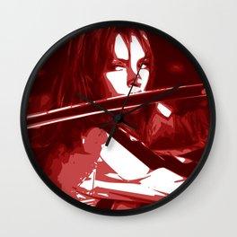 Minimalist Kill Bill Wall Clock