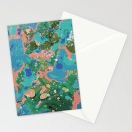 Marble texture 17 Stationery Cards