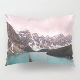Moraine Lake Banff National Park Pillow Sham