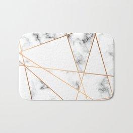 Marble Geometry 054 Bath Mat