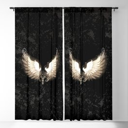 Light wings Blackout Curtain