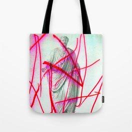 Strike 19 Tote Bag
