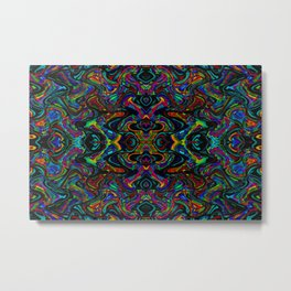 Colorandblack series 550 Metal Print
