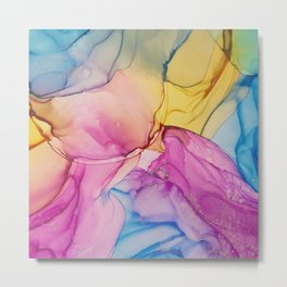 Abstract Painting 3 Metal Print