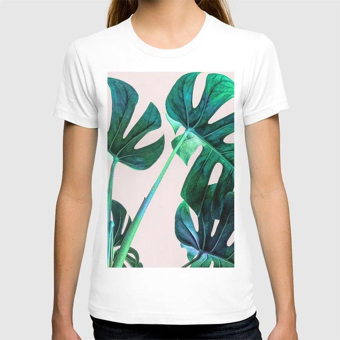 Wild Leaves T-shirt