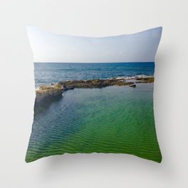 Miss You St. Croix Throw Pillow