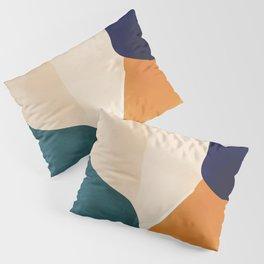 Color Paradise II #illustration Art Print Pillow Sham