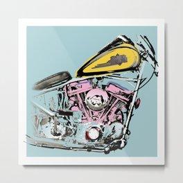 Marilyn 01 Metal Print