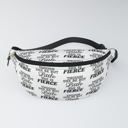 Little & Fierce Fanny Pack