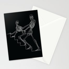 Skeleton Sex #1 Stationery Cards