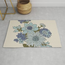 Dorchester Flower 2 Rug