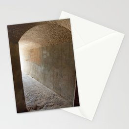 Pathway to the light Stationery Cards
