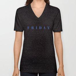 Tshirt Of The Week: Friday Unisex V-Neck