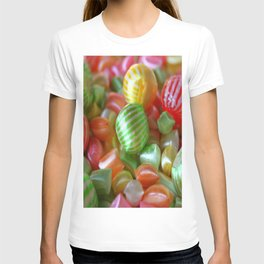 Multi-Colored Striped Candy T-shirt