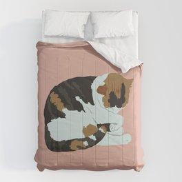 Cozy Calico Comforters