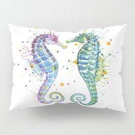 Seahorse Pillow Sham