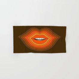 Pop Lips - Golden Hand & Bath Towel