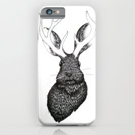 The Jackalope iPhone Case
