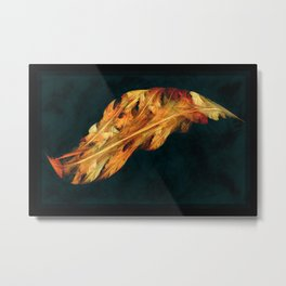 Iterations of Nature Metal Print