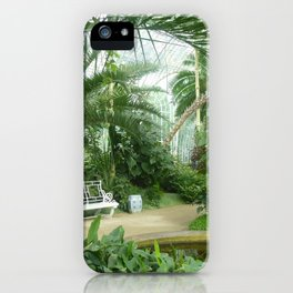 Glasshouse - Lednice iPhone Case