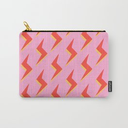 Lightning Pink  Carry-All Pouch