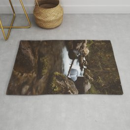 Cool & fresh - Landscape and Nature Photography Rug