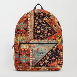 Bakshaish Antique Persian Carpet Print Backpack