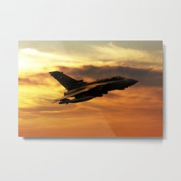 GR4 Sunset Metal Print