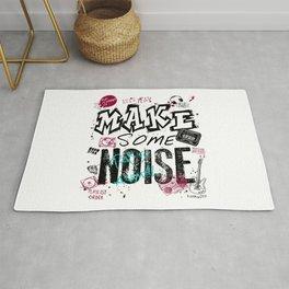 Make some Noise Rug