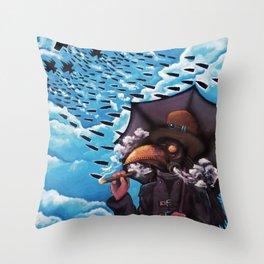 Absolution Throw Pillow