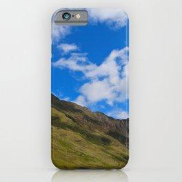 Rolling Scottish Hills iPhone Case