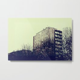 Apartment X Pro II Metal Print