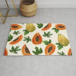 Papayas Rug